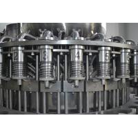 9KW Juice Filling Machine Drinks Bottle Washing Filling Capping 3-in-1 Machine 18000BPH Manufactures