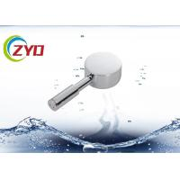 China Home Faucet Accessories Zinc Ally Material Chrome Plated Faucet Handle on sale