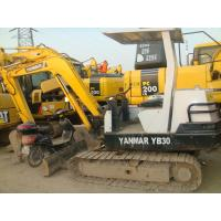 YB30 Used Small Excavator , 3 Ton Digger from China Manufactures