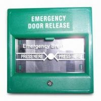 Fire Alarm with 30mA Alarm Current, Available in Green Color, Measures 88 x 88 x 55mm Manufactures