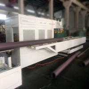 Automatic Plastic PVC Pipe Belling Machine , Plastic Pipe Manufacturing Machine Manufactures