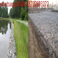 gabion wire price/galvanised steel stone cage/ mesh cages for rocks/ pvc gabion baskets/ steel cages for stone Manufactures
