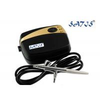 Portable Cosmetic Dual Action Airbrush Set For Body Paint Model Making Manufactures