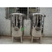 Customized Multi Bag Filter Housing Side Inlet Stainless Steel 304 316 Material Manufactures