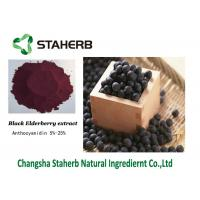Anti-aging Elderberry ExtractConcentrated plant extract Anthocyandin Manufactures