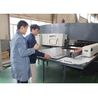 Platform Type CNC Punch Press Machine For Metal Lower Energy Consaption Manufactures