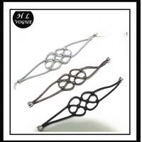 fashion design stainless steel mesh  bracelet set,network chain jewelry Manufactures