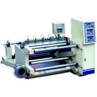 High Precision Slitting And Rewinding Machine For Plastic