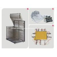 Buy cheap China top 1 screen press JINBAO Brand JB-300 dry-layer rack&net screen frame&Pneumatic mesh Screen Stretching Machinery from wholesalers