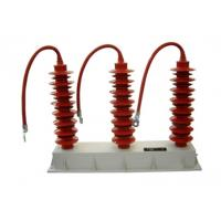 Overvoltage Protection Distribution Surge Arrester Unique Polymeric Housing Manufactures
