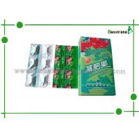 Safe Healthy Botanical Slimming Pills For Face Beauty , Weight Loss Manufactures