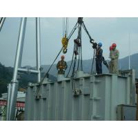 63kv 2500kVA Single Phase Three Winding Transformer 60HZ For Power Plant Manufactures