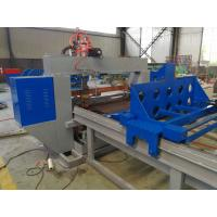Full Automatic Steel Grating Welding Equipment For Mesh Width 1200mm Manufactures