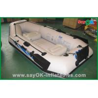 China Water Sports PVC Inflatable Boats Adult Small River Boats 3.6mL x 1.5mW on sale