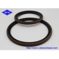 China Mechanical Piston Seals SPGO120 , SPGO135 Hydraulic Parts PTFE Ring Glyde Seal on sale
