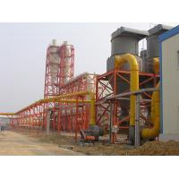 Stable Operation MDF Production Line Hot Press Type Pneumatic System Big Capacity Manufactures