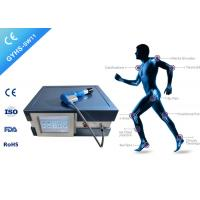 Muscle Pain Removal Extracorporeal shockwave therapy instrument for sale