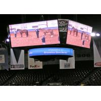 P10 stadium perimeter LED display Advertising Indoor electronic sign boards Manufactures
