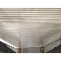 American Style Internal Blinds Glass Double Toughened Heat Sound Insulation