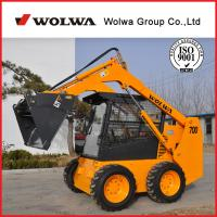 Quality Wolwa GN700 Skid Steer Loaders for sale