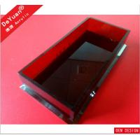 Clear Towel Acrylic Display Stands For Serviced Apartment Eye - Catching Manufactures