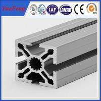 Roller t-nuts aluminum profile,good quality 6063-t5 aluminum extrusion profile manufacture Manufactures