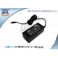 Portable Desktop PC Power Supply , Black Computer Switcher Power Supply 12V 5A Manufactures