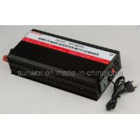 600W Pure Sine Wave Power Inverter With Charger SPI-600PC Manufactures