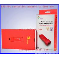 PS3 PS4 controller adapter to Xbox one Xbox one game accessory Manufactures