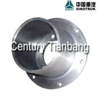 Engine spare parts for HOWO VG1500060240 SPACER FLANGE Manufactures