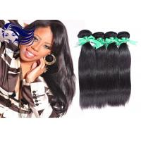 China Deep Wave Human Hair Extensions / Unprocessed IndianHair Extensions on sale