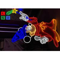 Multi Color Customized Made Art Design LED Neon Sign For Christmas Festival Decoration Lights Manufactures