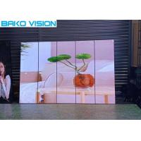 China Indoor Advertising Fixed LED Poster Display LED Placard P2.5 P3 For Shop Mall / Hotel on sale