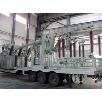 16kv Prefabricated Mobile Transformer Substation Electrical Power Substation Manufactures