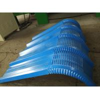 Metal Trapezoidal Type Roof Sheet Crimped-Curved Machine for Roll Forming Machine Bending Machine Manufactures