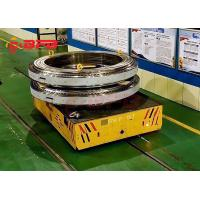 Flexible Trackless Transfer Cart Dual Drive System For Industrial Field Manufactures