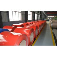 Buy cheap 0.42mm Building Material Prepainted Galvanized Steel Coil for Steel Roof Sheet from wholesalers