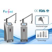 30W RF Tube Acne Treatment and Skin Rejuvenation Fractional CO2 Laser Machine Manufactures