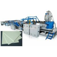 Buy cheap ABS sheet extrusion line from wholesalers
