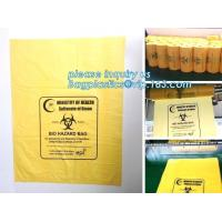 Autoclave Bag/Medical Autoclave Bag/Autoclave Specimen Bag, blood bags, Plastic ziplock medical bags/biohazard plastic b Manufactures