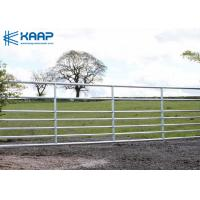 China Livestock Farm  Welded Mesh Fencing , Galvanized Welded Wire Mesh Easy Arranged on sale