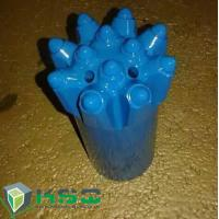 Hard Rock Drilling Tools , Tungsten Carbide Button Drill Bits Manufactures