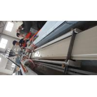 Wood PVC Profile Extrusion WPC Door Machine For Indoor And Outdoor Decoration Manufactures