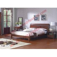 Modern American design Solid Wood Bed for Luxcury Villa use Manufactures