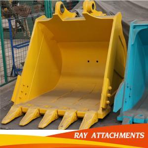 Heavy Duty Rock Excavator Bucket for sale Manufactures