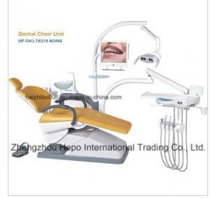 New Designed Dental Chair Unit (HP-DKLT6210-N3) Manufactures