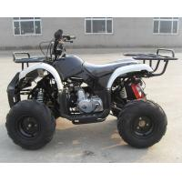 Buy cheap 125CC Air Cooled Sport Four Wheelers 4 Stroke With Single Cylinder from wholesalers