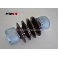 C4-125 Brown Station Post Insulators For Electrical Switches HIVOLT Manufactures
