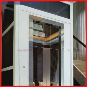 Load 250-400kg Building Lifts Elevators / Direct Installation Home Lift Elevator Manufactures