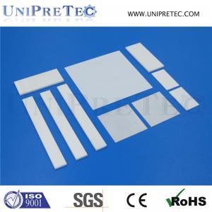 China Insulation Ceramic Alumina Al2O3 Substrates on sale